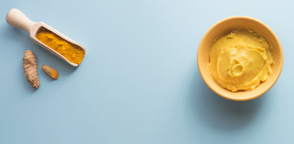 How to Make Turmeric 'Golden' Paste