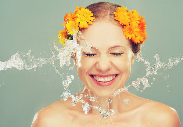 can tap water effect your skin
