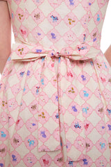Baby Animals Flare Dress