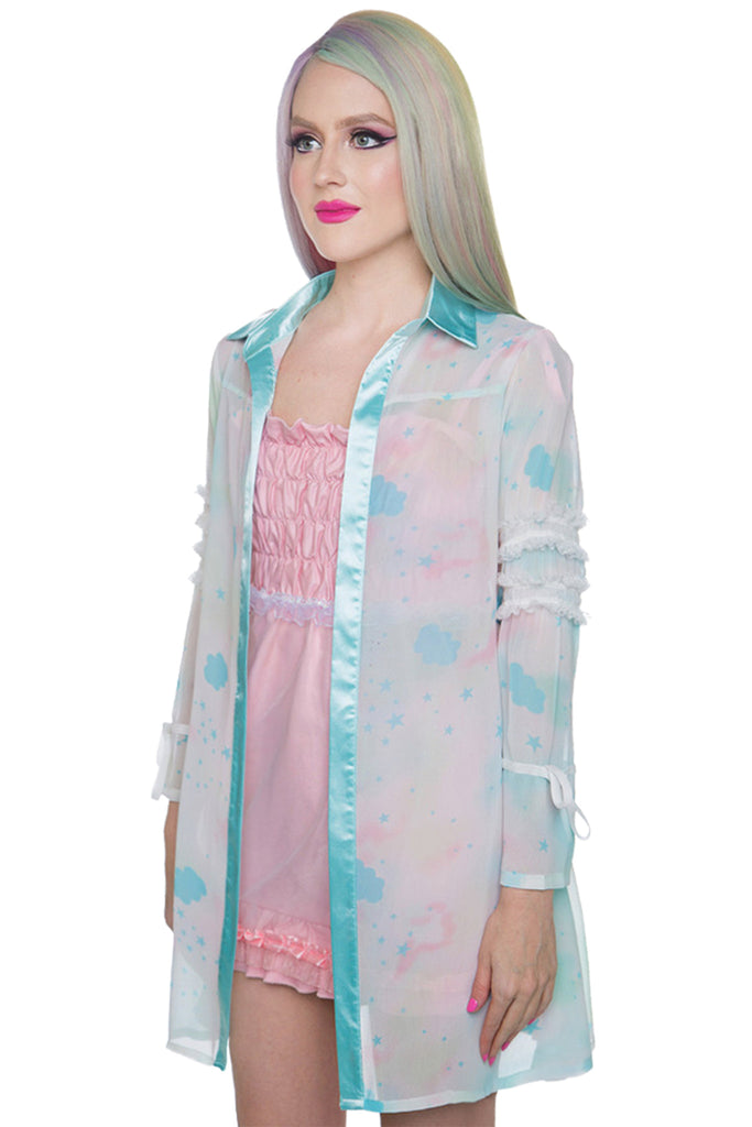 Wholesale Daydream Sheer Trench