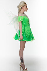 Forest Fae Fairy Costume