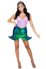 Sea Queen Mermaid Costume