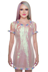 Wholesale Life Is But a Dream Sheer Dress