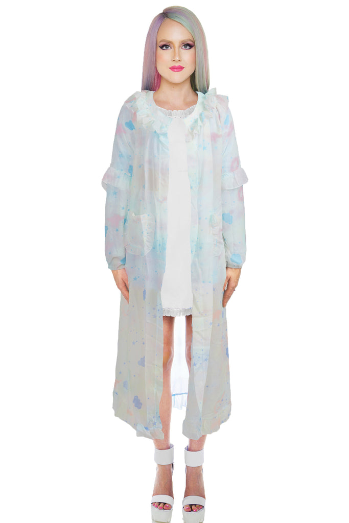 Daydream Sheer Duster