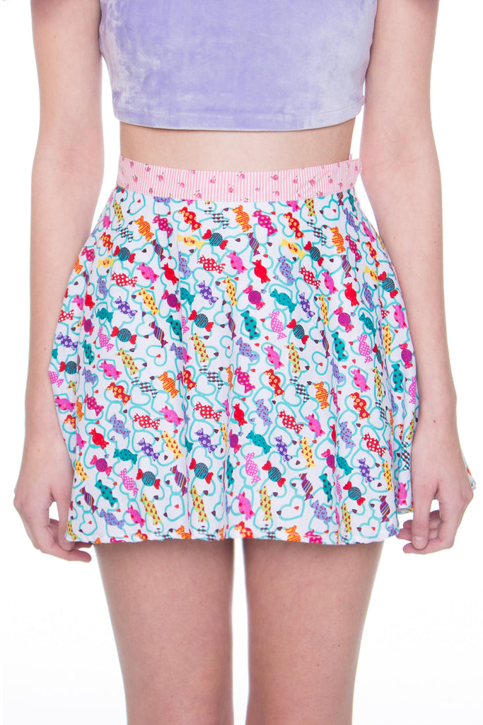 Candy Shop Circle Skirt