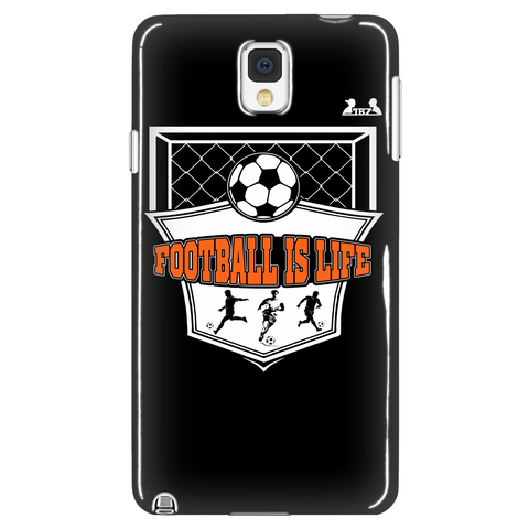 Football is life Phone Case