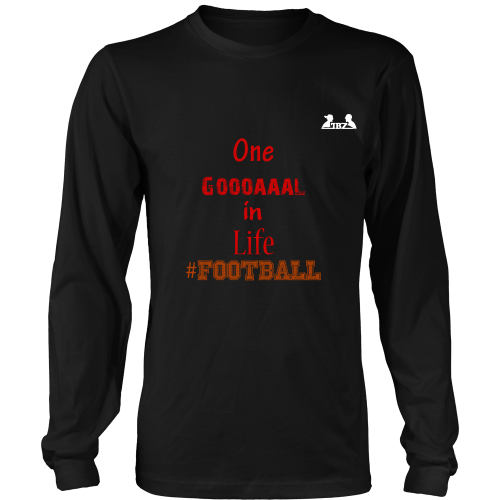 One Goal Long Sleeve