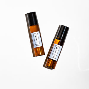 Om Facial Water and Om Facial Serum (travel size)
