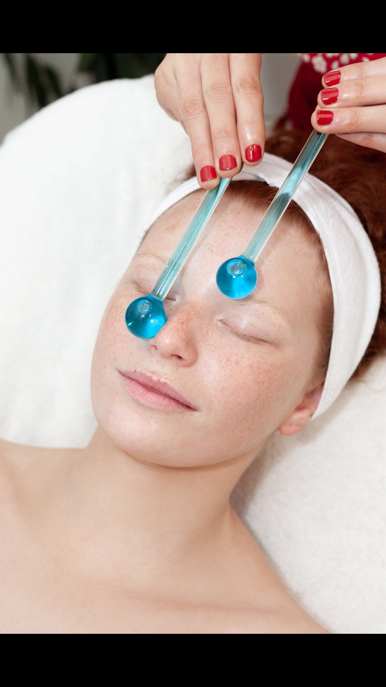Crystal Cryotherapy Facial Treatment 90mins
