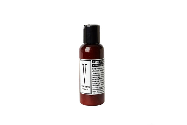 Extra Strength Active Organic Exfoliant 135ml