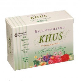 Khus (Vetivert) Herbal Soap