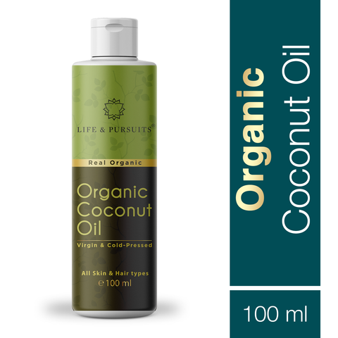 Virgin Coconut Oil | Skin & Hair | USDA Certified | 100ml