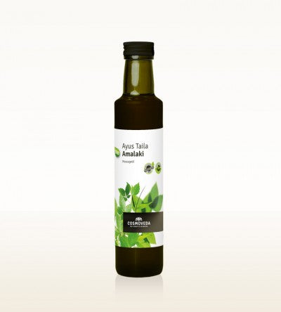 Amalaki massage oil