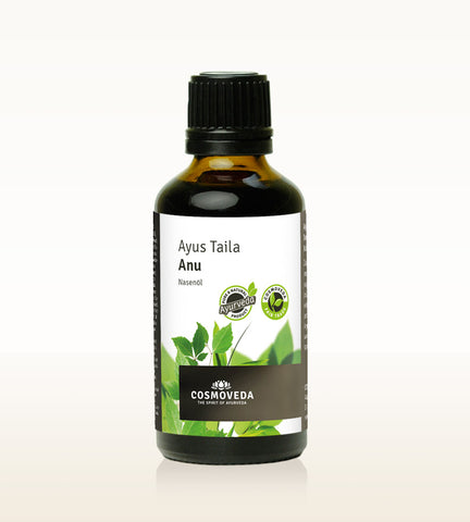 Anu Oil | Nasya Oil | Ayus Taila | 50ml
