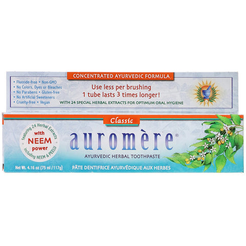Ayurvedic Herbal Toothpaste | Licorice