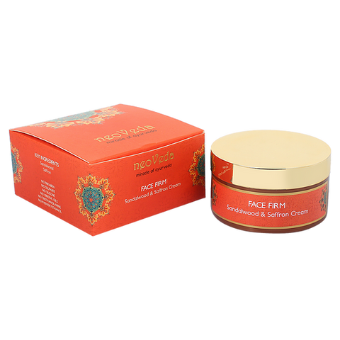NeoVeda | Face Firm | Saffron & Sandalwood Cream