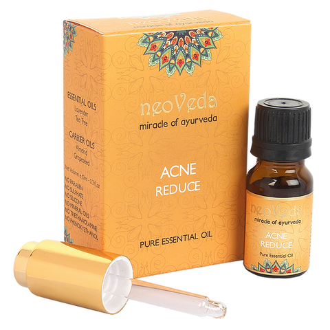 Acne Reduce | Essential Oil | Lavender | Tea Tree | Grape Seed Oil