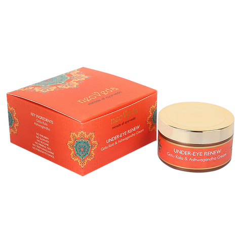 NeoVeda | Under Eye Renew | Gotu Kola & Ashwagandha Cream