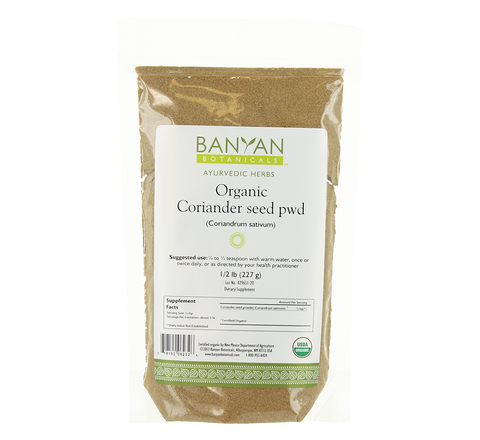 Coriander powder - Certified Organic