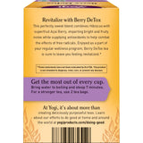 Berry DeTox | Herbal Tea | 16 Tea Bags