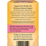 Yogi Tea | Echinacea Immune Support | Herbal Tea | 16 Tea Bags