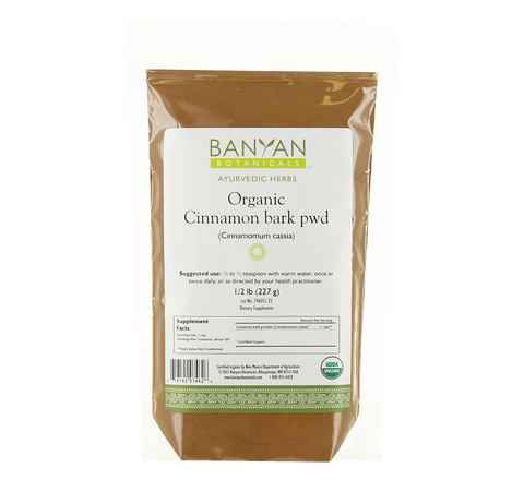 Cinnamon powder - Certified Organic