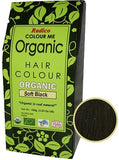 Organic Hair Colour | Soft Black | USDA Organic | 100gm