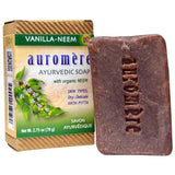 Ayurvedic Soap Vanilla-Neem (78 g) - Sattvic Health Store  - An Ayurveda Products Store for Australia