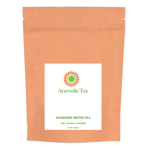 Ayurvedic Detox Tea (Loose)