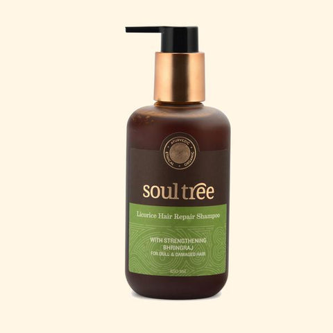 SoulTree | Licorice Hair Repair Shampoo