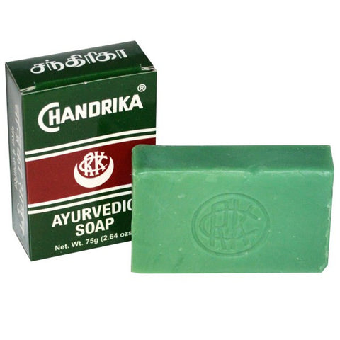 Chandrika, Ayurvedic Soap Bar