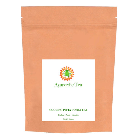 Cooling Pitta Dosha Tea (loose)