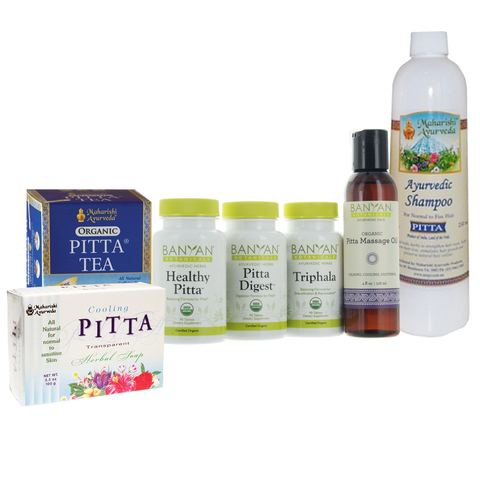 Pitta Super Lifestyle Bundle