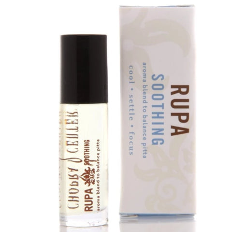 Roll-on Soothing Aroma Blend to Balance Pitta