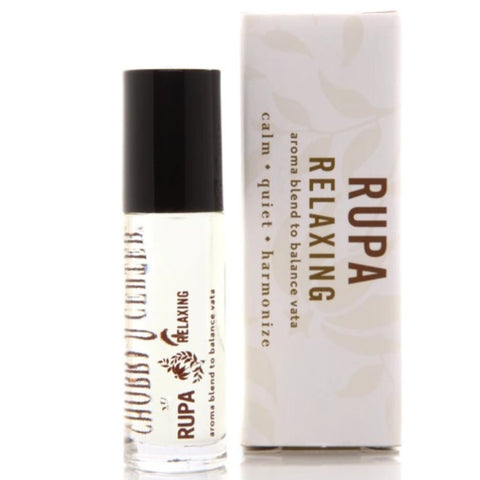 Roll-on Soothing Aroma Blend to Balance Vata