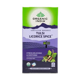 Tulsi Licorice Spice | 25 tea bags