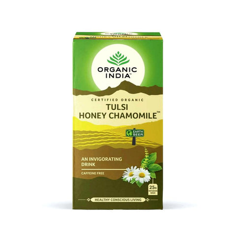 Tulsi Honey Chamomile | 25 tea bags