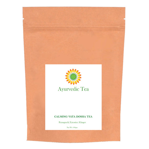 Calming Vata Dosha Tea | Loose | 100g
