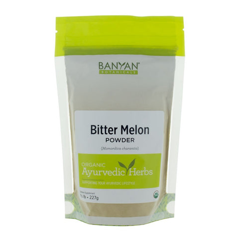 Bitter Melon powder - Certified Organic