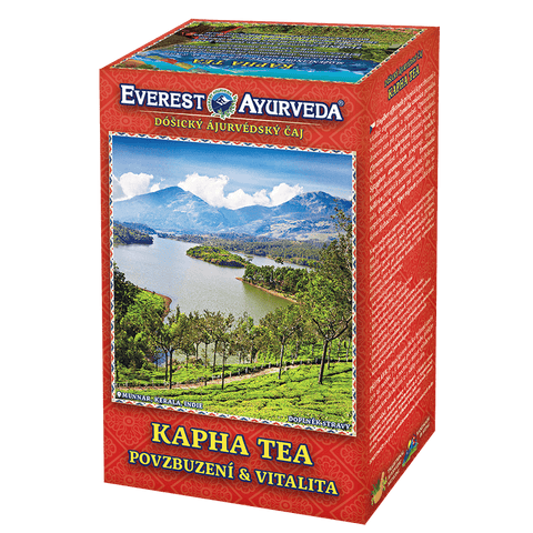 Everest Ayurveda | Kapha Tea | Premium Tea from Himalayas |  100gm