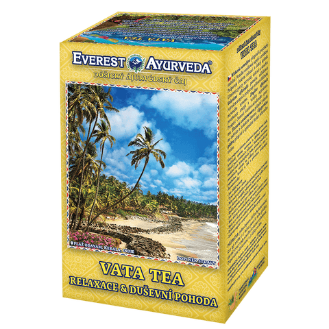 Everest Ayurveda | Vata Tea | Premium Tea from Himalayas | Ashwagandha
