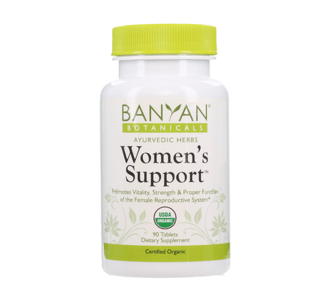 Women's Support tablets - Certified Organic