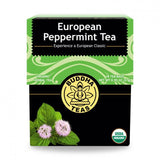 Organic European Peppermint Tea - Sattvic Health Store  - An Ayurveda Products Store for Australia