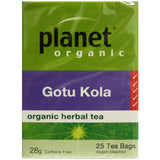 Gotu Kola Tea 25 BAGS - Sattvic Health Store  - An Ayurveda Products Store for Australia