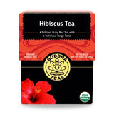 Organic Hibiscus Tea - Sattvic Health Store  - An Ayurveda Products Store for Australia