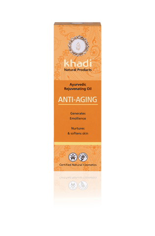 Ayurvedic Face and Body Oil - Anti Aging