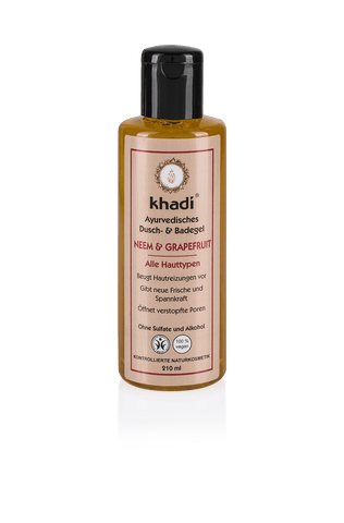 Neem & Grapefruit Body Wash