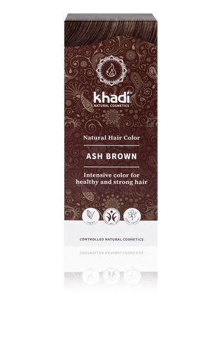 Herbal Hair Colour | Ash Brown