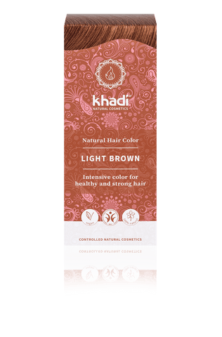 Khadi | Herbal Hair Colour | Light Brown