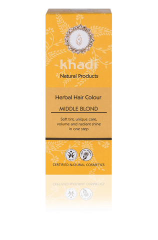 Herbal Hair Colour Middle Blond